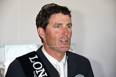Paul O'Shea, winner of the Longine's $40,000 cup all photos by Rob Rich/SocietyAllure.com © 2015 robwayne1@aol.com 516-676-3939