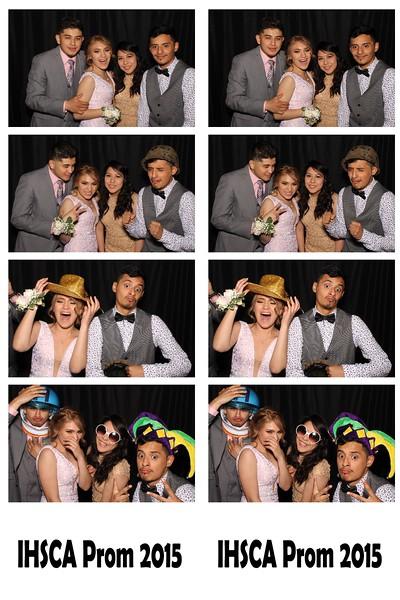 IHSCA Prom May 22, 2015