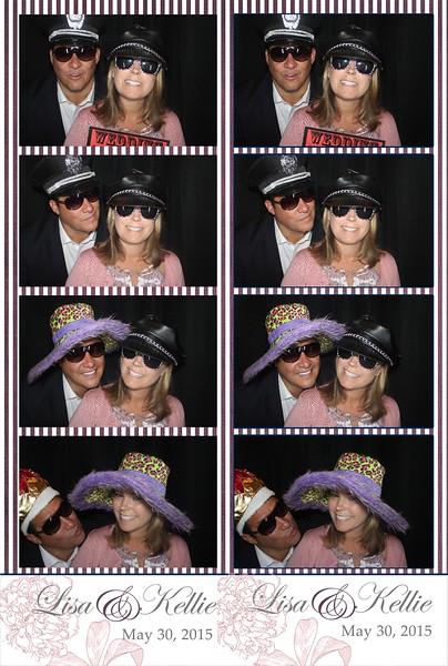 Kellie & Lisa May 30, 2015