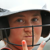 Lamar 14U player Laci Coen during the Midwest Plains Regional softball tournament.