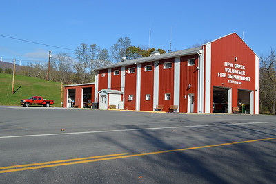 New Creek Volunteer Fire Department - Mineral County Company 38.