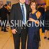 Ted Kaplan, Gayle Kaplan. Photo by Alfredo Flores. Moment Magazine's 40th Anniversary Celebration Gala & Awards Dinner. Embassy of France. November 15, 2015