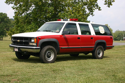 Suburban 1, a 1994 Chevrolet Suburban purchased new by Berkeley Springs, WV.