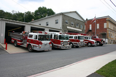 Station 1 - Berkeley Springs in Morgan County, WV