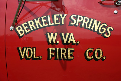 Berkeley Springs, WV - Morgan County Station 1.