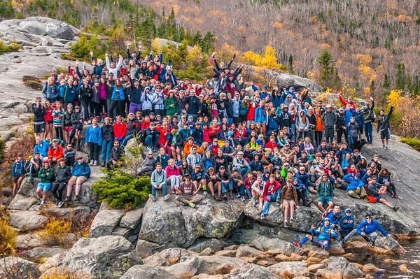 Mountain Day 2014 - Tumbledown Mt.