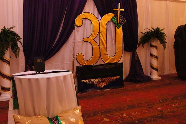 NMOBC 30th Pastoral Anniversary