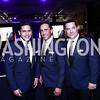 The Sicilian Tenors Aaron Caruso, Elio Scaccio, Sam Vitale. Photo by Tony Powell. 2015 NIAF Gala. Marriott Wardman Park. October 17, 2015