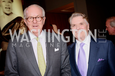 Rob Crowe and Event Co-Chair Jack Quinn, Share Our Strength, No Kid Hungry, Dinner Gala at the Howard Theatre, June 2nd, 2015, Photo by Ben Droz.