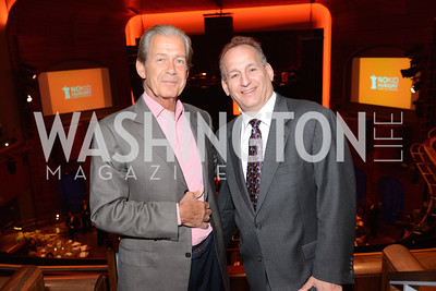 Jonathan Topodas and Wayne Bonomo, Share Our Strength, No Kid Hungry, Dinner Gala at the Howard Theatre, June 2nd, 2015, Photo by Ben Droz.