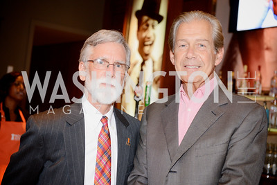 Tom Nelson and Jonathan Topodas, Share Our Strength, No Kid Hungry, Dinner Gala at the Howard Theatre, June 2nd, 2015, Photo by Ben Droz.