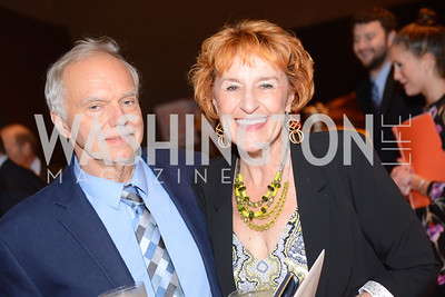 Diana Wright and Vince Sunderdick, Share Our Strength, No Kid Hungry, Dinner Gala at the Howard Theatre, June 2nd, 2015, Photo by Ben Droz.