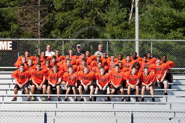 OA football and cheer 2013