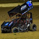 dirt track racing image - HFP_8111