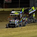 dirt track racing image - HFP_8097