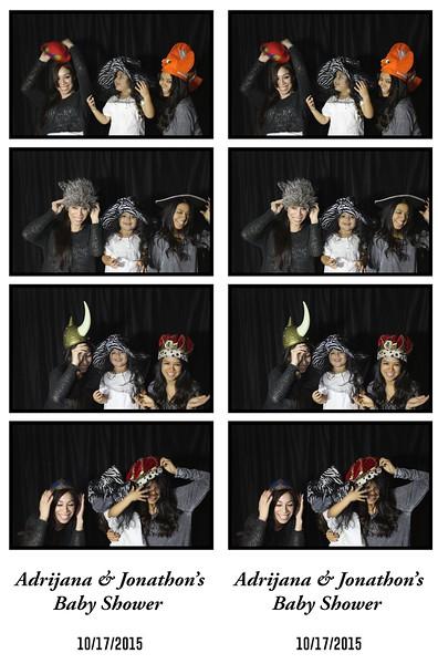 Adrijana & Jonathon October 10th, 2015