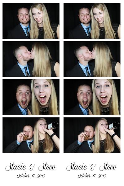 Stacie & Steve October 17, 2015