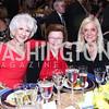 Diane Rehm, Sen. Barbara Mikulski, Trish Vradenburg. Photo by Tony Powell. Out of the Shadows Reception. Union Station. September 30, 2015