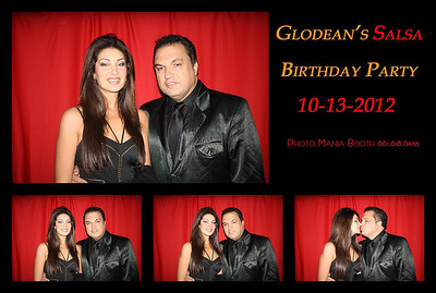 GLodean White's Birthday