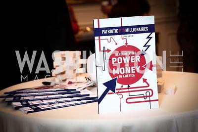 Patriotic Millionaires 5th Anniversary | Tony Powell
