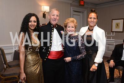 Dahlia Constantine, Justin Constantine, Elizabeth Dole, Betty Easely