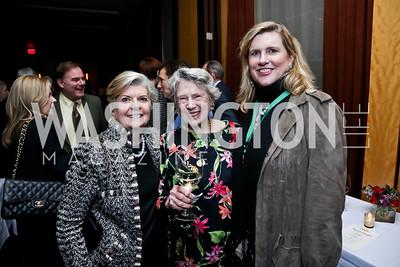Terri Lacy, Helen Groves, Cina Forgason. Photo © Tony Powell. Rara Avis World Premiere Screening. Hotel Monaco. March 25, 2015