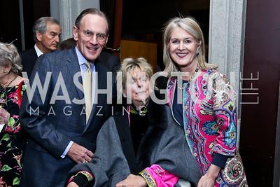 Jay Johnson, Phyllis Wyeth, Sydney McNiff Johnson. Photo © Tony Powell. Rara Avis World Premiere Screening. Hotel Monaco. March 25, 2015