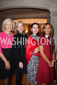 Arline Eltzroth, Mariella Trager, Casilda Hevia, Marisol Perlstein
