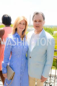 Marilyn Rosenthal, Mark Tavlarides, Thomson Reuters WHCD Brunch, The Hay Adams, Sunday, April 26, 2015, photo by Ben Droz