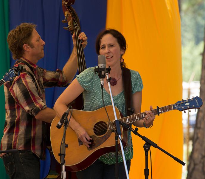 Rita Hosking & Cousin Jack