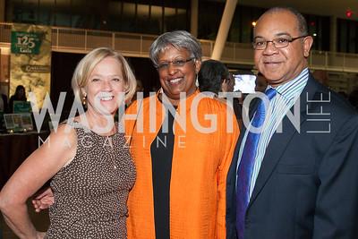 Kathryn Byrd, Nancy Lucas, Cliff Grandy