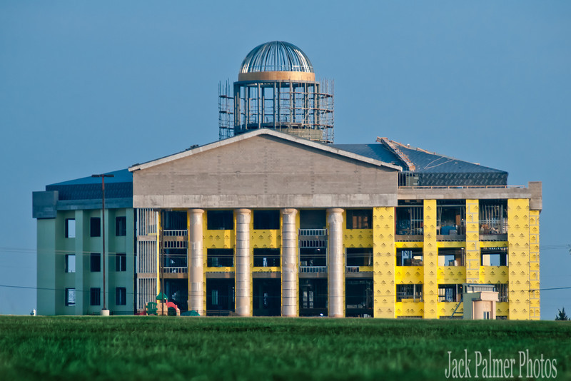 Rockwall's New County Courthouse 'Construction Project'.   Manhattan INC.