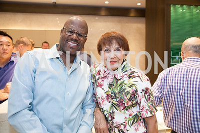 Michael Melton, Joyce Moorehead