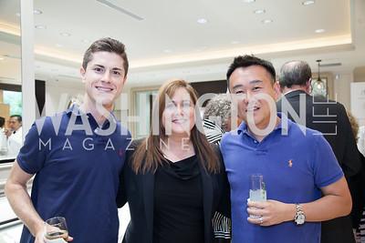 Ryan O'hara, Sharon Shakarji, Paul Jeon