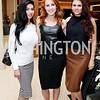 Vida Alimi, Devin Hoffman, Megan Leavy. Photo by Tony Powell. Rolls Royce Sterling Grand Opening. October 15, 2015