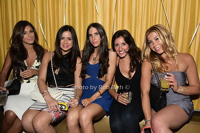 Instagram's Jen Selter ( in blue dress) with friends photo by Rob Rich/SocietyAllure.com © 2015 robwayne1@aol.com 516-676-3939