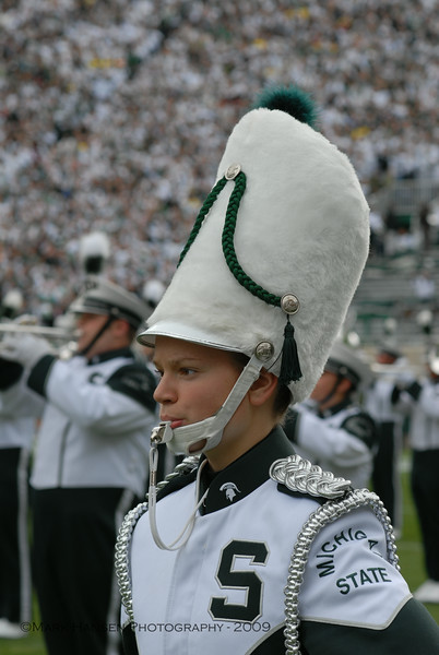 Spartan Marching Band 2009