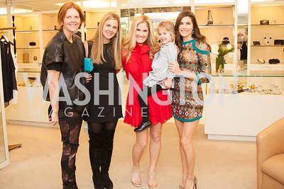 Meg Haney, Michelle Maddux, Mary Alice Haney, Scarlet Maddux, Kaitlin Haney