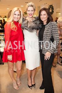 Mary Alice Haney, Elizabeth Kaufman, Heather Florance