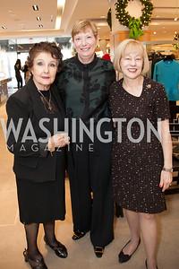Carmen Minoso, Glenda Walden, Sharon Young