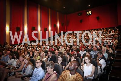 "Photo by Tony Powell. ""Salam Neighbor"" Screening and Reception. June 20, 2015"