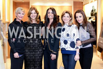 Nickie Jordan, Dima AlFaham, Abeer Al Otaiba, Futoun Billbeisi, Nadine Selim