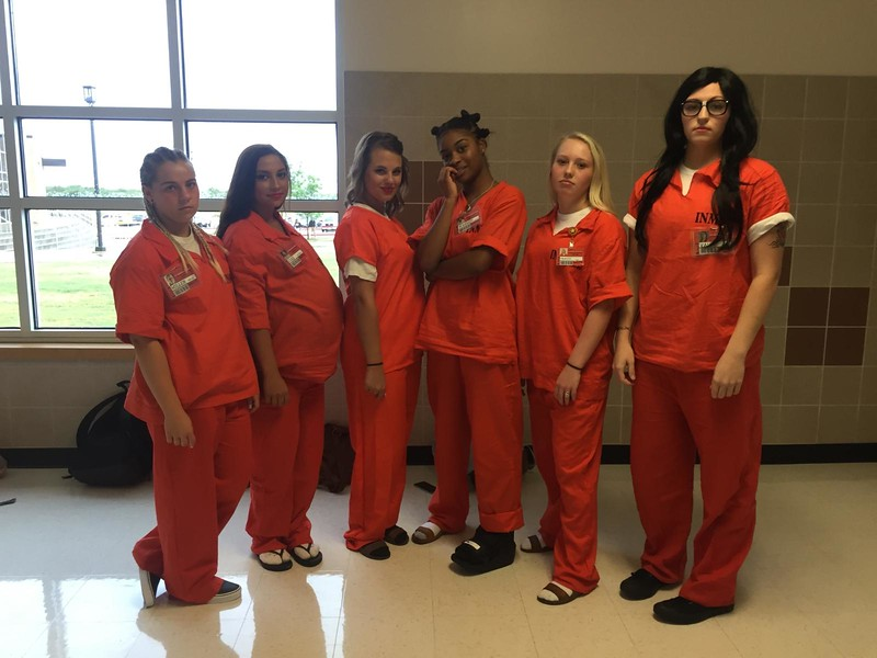 Character Day- Orange Is The New Black