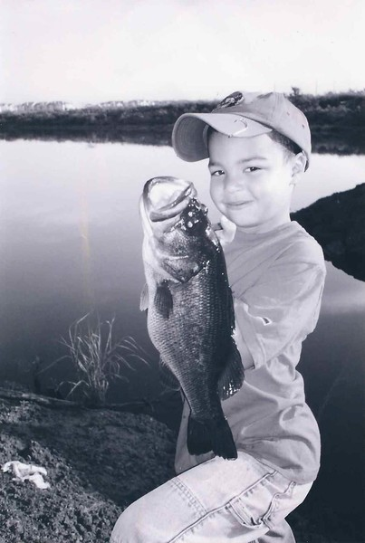 Luke Skipper - Child Pic