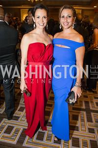 Elisabeth Tamasi, Nicole Monroe . Photo by Alfredo Flores. Sibley Hope and Progress Gala. Four Seasons Hotel.CR2