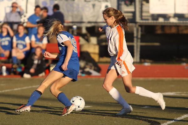 Madison Central vs Ocean Springs Girls Championship Soccer