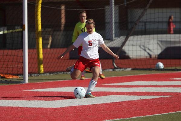 South Pontotoc vs Madison St. Joseph Girls Championship Soccer