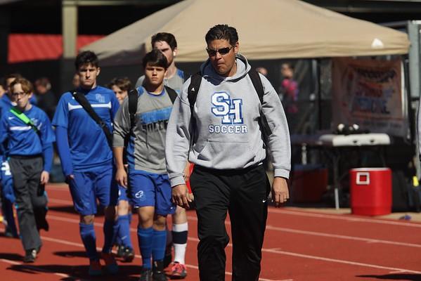 Southeast Lauderdale vs Sacred Heart Boys Championship Soccer