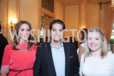 Carrie Sims, Rod Carrasco, Anna Gawel