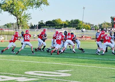 9/26/2014 vs. Glenbard West